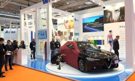 APA unleashes a cornucopia of colour at FESPA 2017