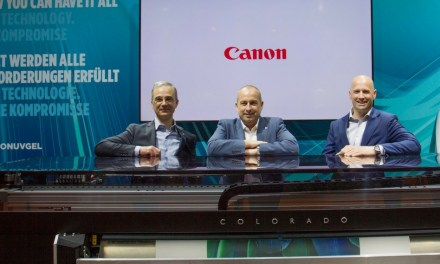 Canon's Colorado ensures a 'Landmark' FESPA 2017