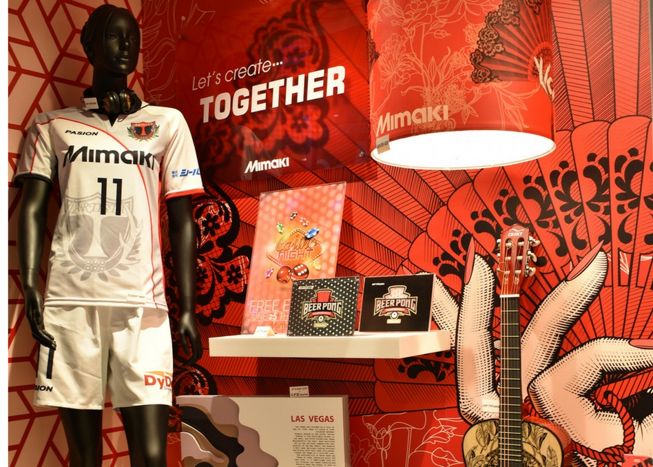 Mimaki - lets create together