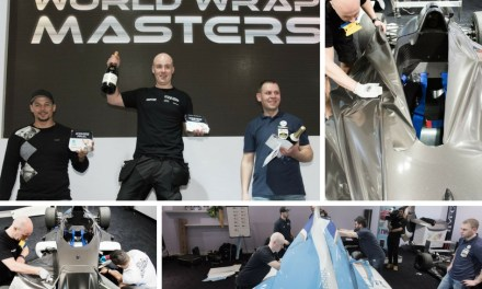 World Wrap Master crowned