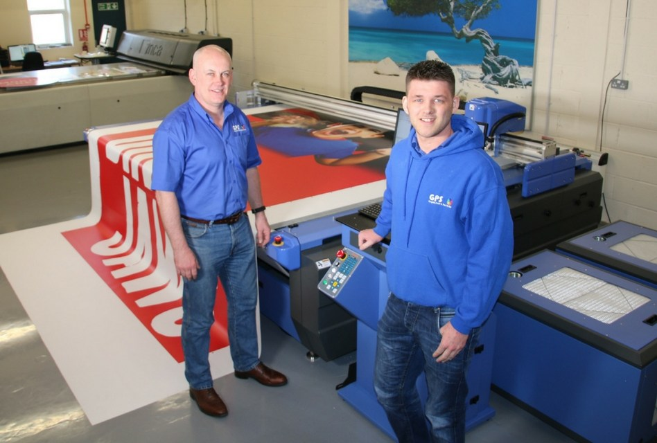 GPS finds niche in Grand Format with AG/CAD