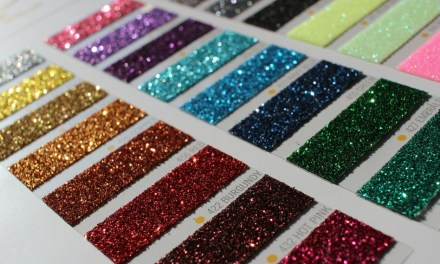 Doro Tape extends Pearl Glitter Flex films