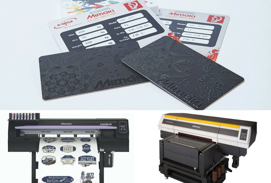 Mimaki to show print & cut solutions at Labelexpo 2017