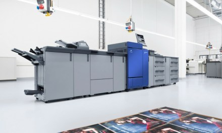 Konica Minolta commits to The Print Show