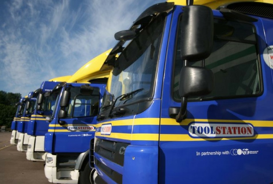 RGVA nails new livery for Toolstation