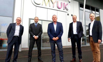 CMYUK partners with HP