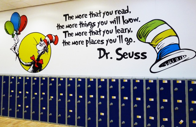 Dr Seuss Wallpaper
