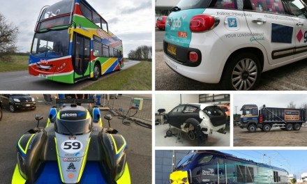 British Sign Awards offers two categories for vehicle liveries