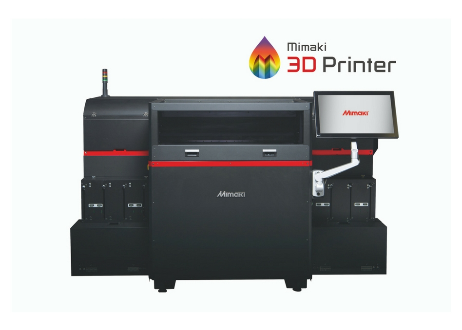 3DUJ-553-Mimaki 3D Printer