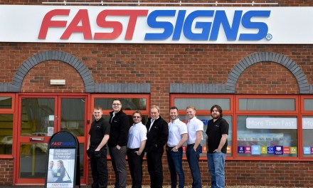 First year victories for FASTSIGNS' franchisees