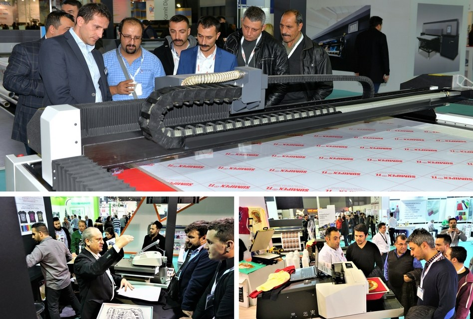 FESPA Eurasia 2017 exhibitors increase stand space
