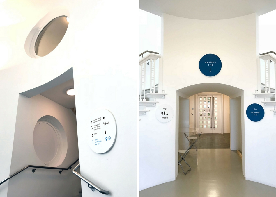 Tate St Ives works with CCD to create new wayfinding system