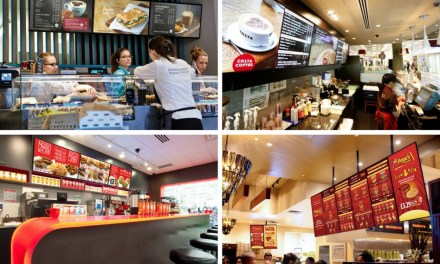 CDS introduces fully networked digital menu boards