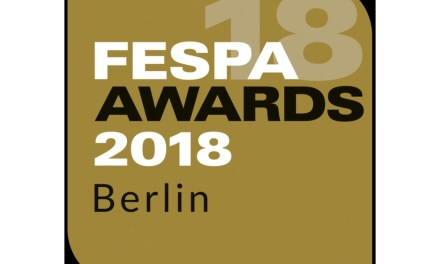 Final call for entries for the FESPA Awards 2018