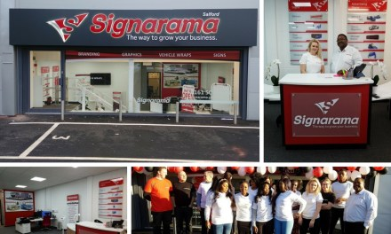 Signarama Light opens its doors in Salford