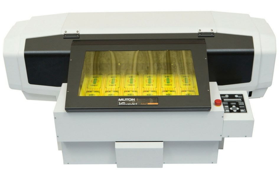 Colourgen to demonstrate the power of LED UV printing