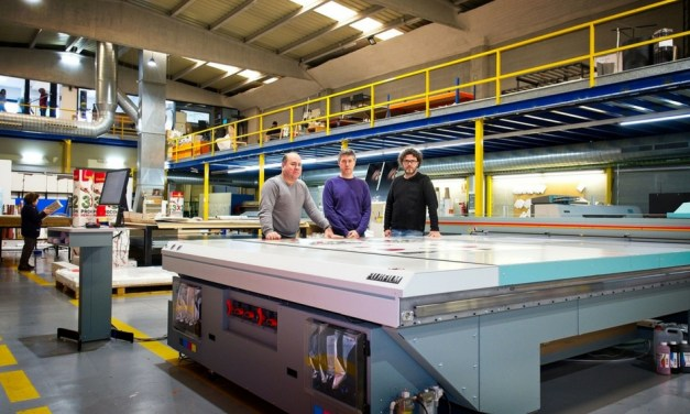 A triple investment in Fujifilm Acuity printers boosts profits