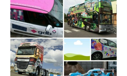 British Sign Awards 2018 expands vehicle wrapping category