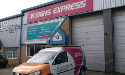 Signs Express Bedford welcomes a new owner