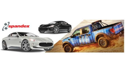 Spandex launches exclusive promotion for 3M Print Wrap Film