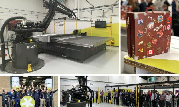 UK signmakers see the power of Esko Automation Solutions