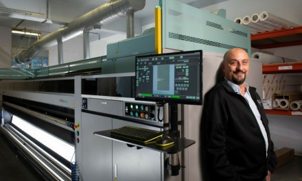 Echo House installs the first Acuity Ultra printer