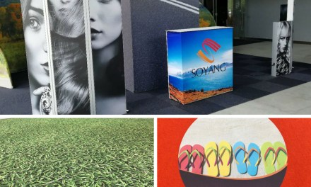 Soyang Europe expands its textile and flooring collections