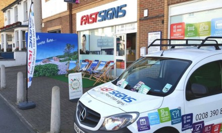 Fastsigns centre confirms its commitment to excellence