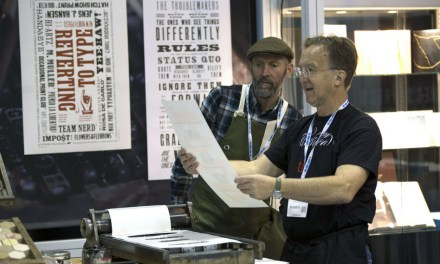 Traditional Print Masterclass returns to The Print Show