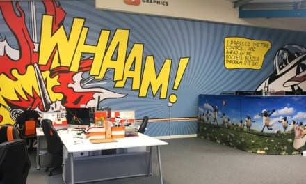 Whaam! makes an impact