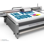 Spandex to show swissQprint's Impala flatbed printer