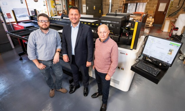 Agfa investment facilitates BD&H one-stop-shop
