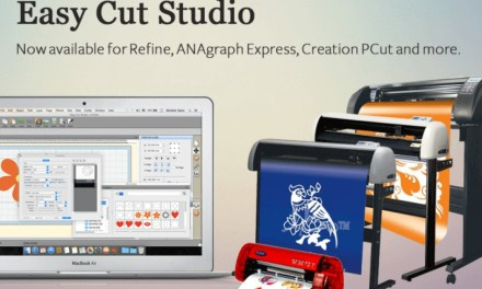 Easy Cut Studio releases its latest 4.1.0.5 software