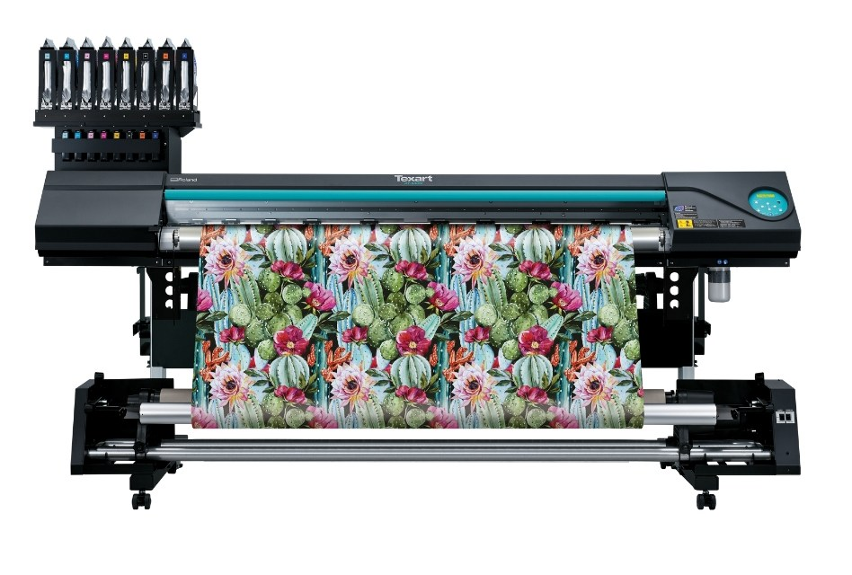 Roland to show at Printwear & Promotion LIVE!