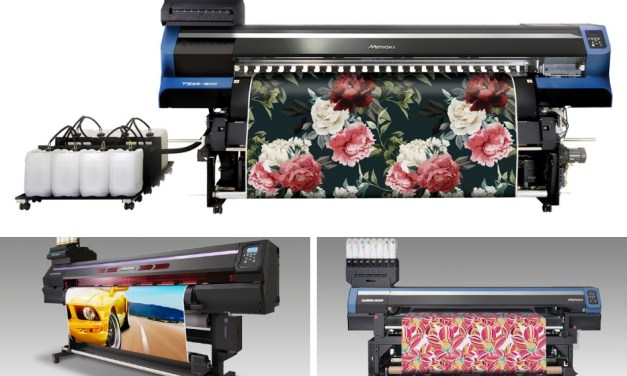 Mimaki to make a design splash at Heimtextil 2019