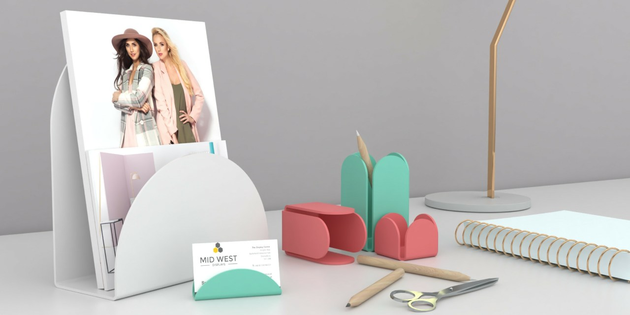 Wrights GPX launches an acrylic desk tidy range