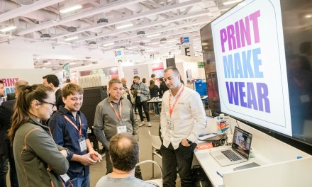 FESPA Print Make Wear feature doubles in size