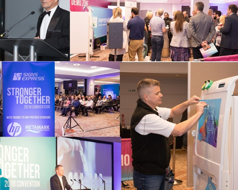 Signs Express Convention a huge success