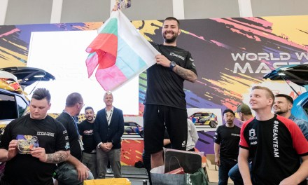 Vehicle wrappers go to battle in World Wrap Masters final
