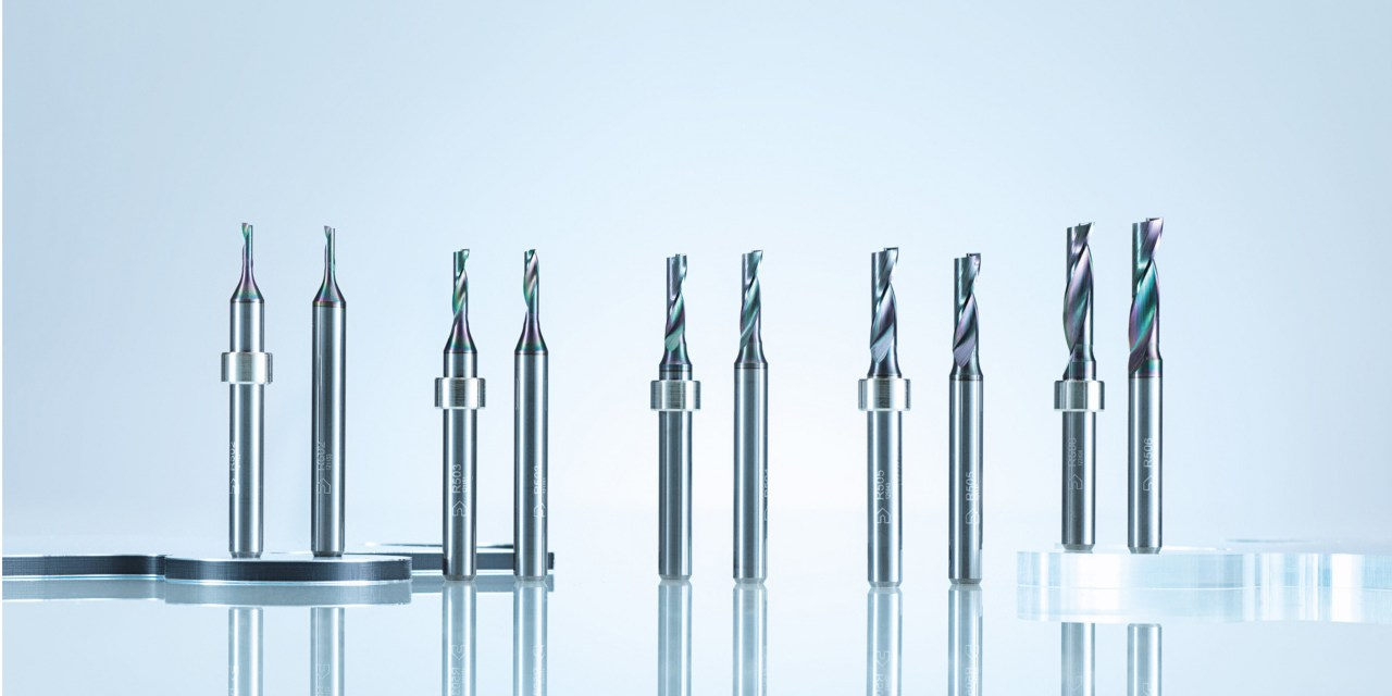 Zünd introduces new DLC-coated routers bits