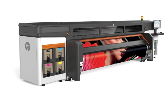 HP to introduce its new HP Stitch S100 dye-sub printer