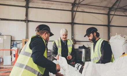 Soyang and Blue Castle launch PVC recycling initiative