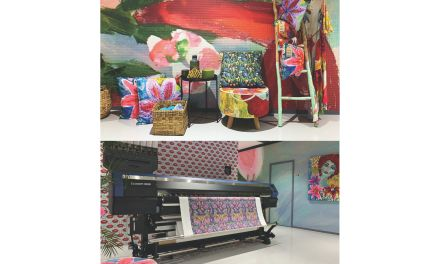 Mimaki'sTX300P digital textile printer debuts at ITMA