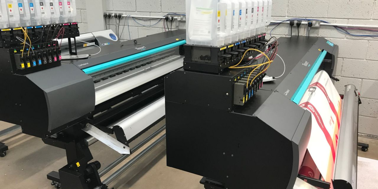 EventureWorks boosts production with two Roland printers