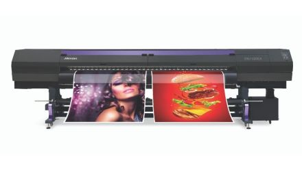 Hybrid to launch new super-wide Mimaki printer