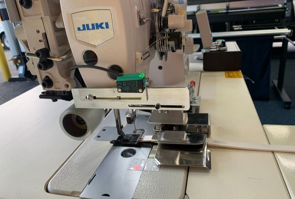 CMYUK partners with AE Sewing Machines