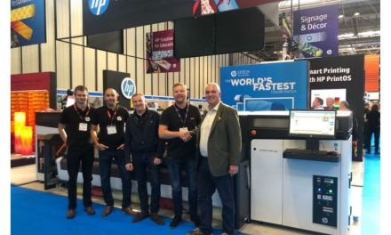 Manchester Print Services installs first HP Stitch S1000