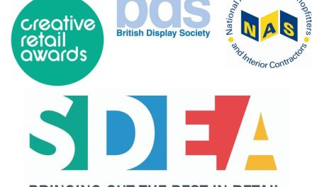 SDEA, NAS and BDS to support Creative Retail Awards