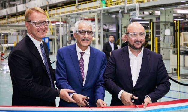 Avery opens expanded production facility