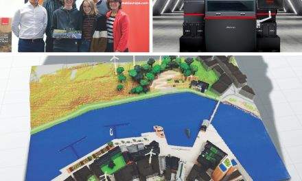 Mimaki builds Minecraft's sustainable city
